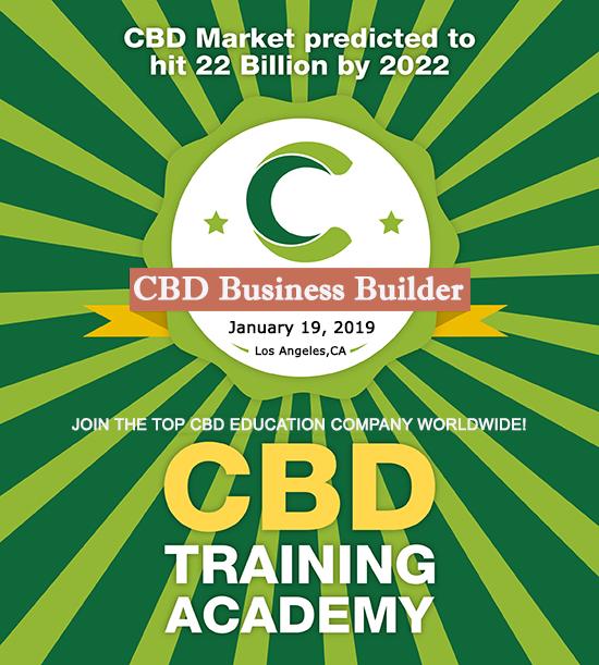 LIVE CBD Business Builder Program - January 19th Los Angeles 9:00 AM - 4:00  PM