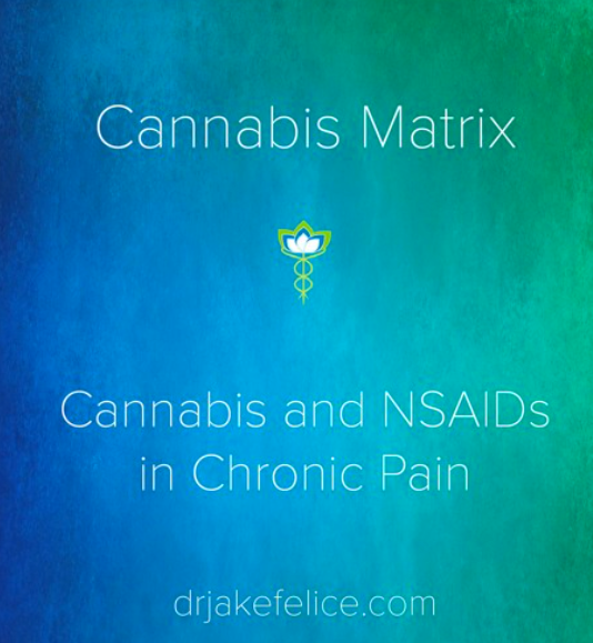 CBD All-Stars Series: Dr. Jake Felice Explores Cannabis and NSAIDs for Chronic Pain