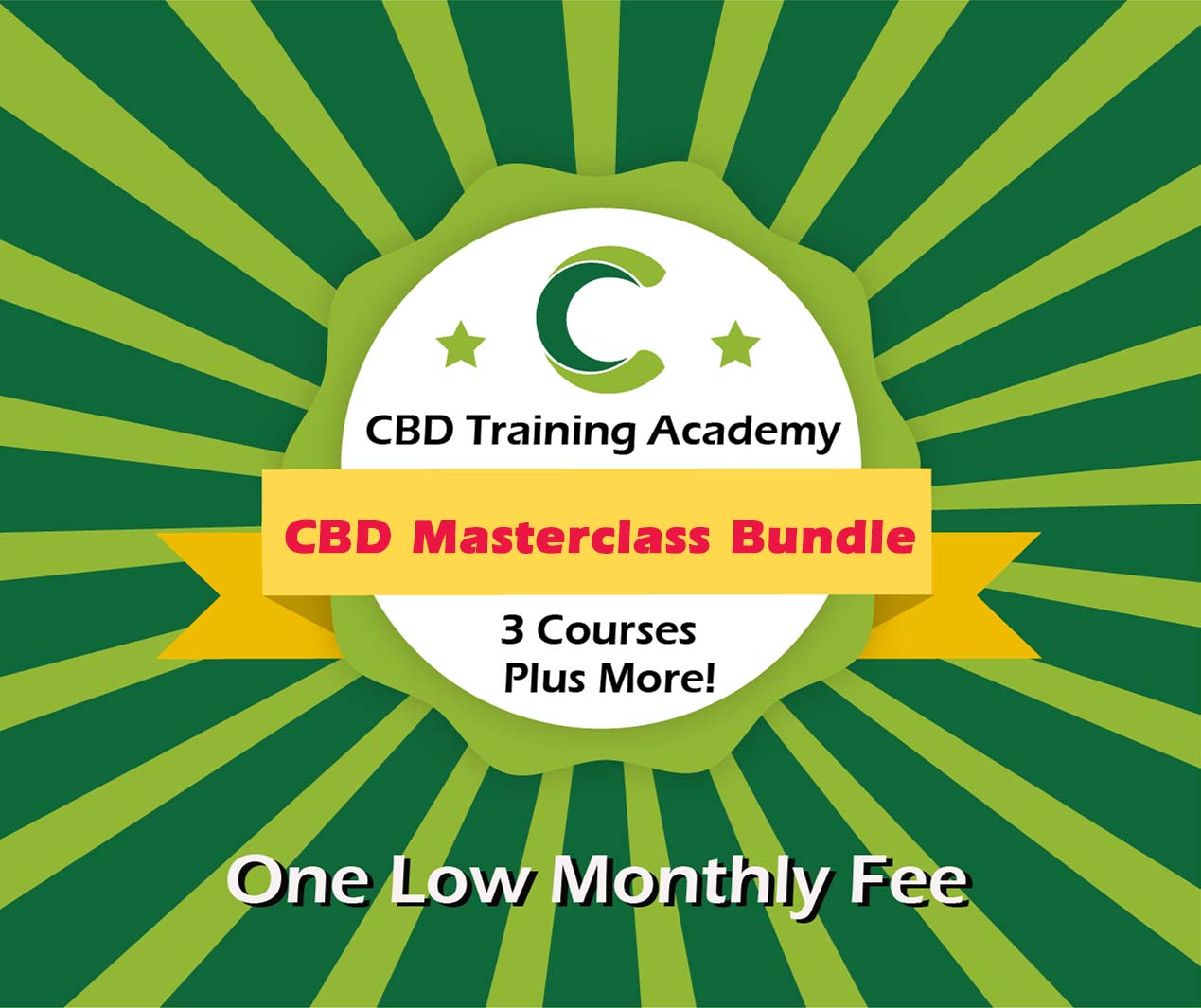 CBD Master Class Bundle
