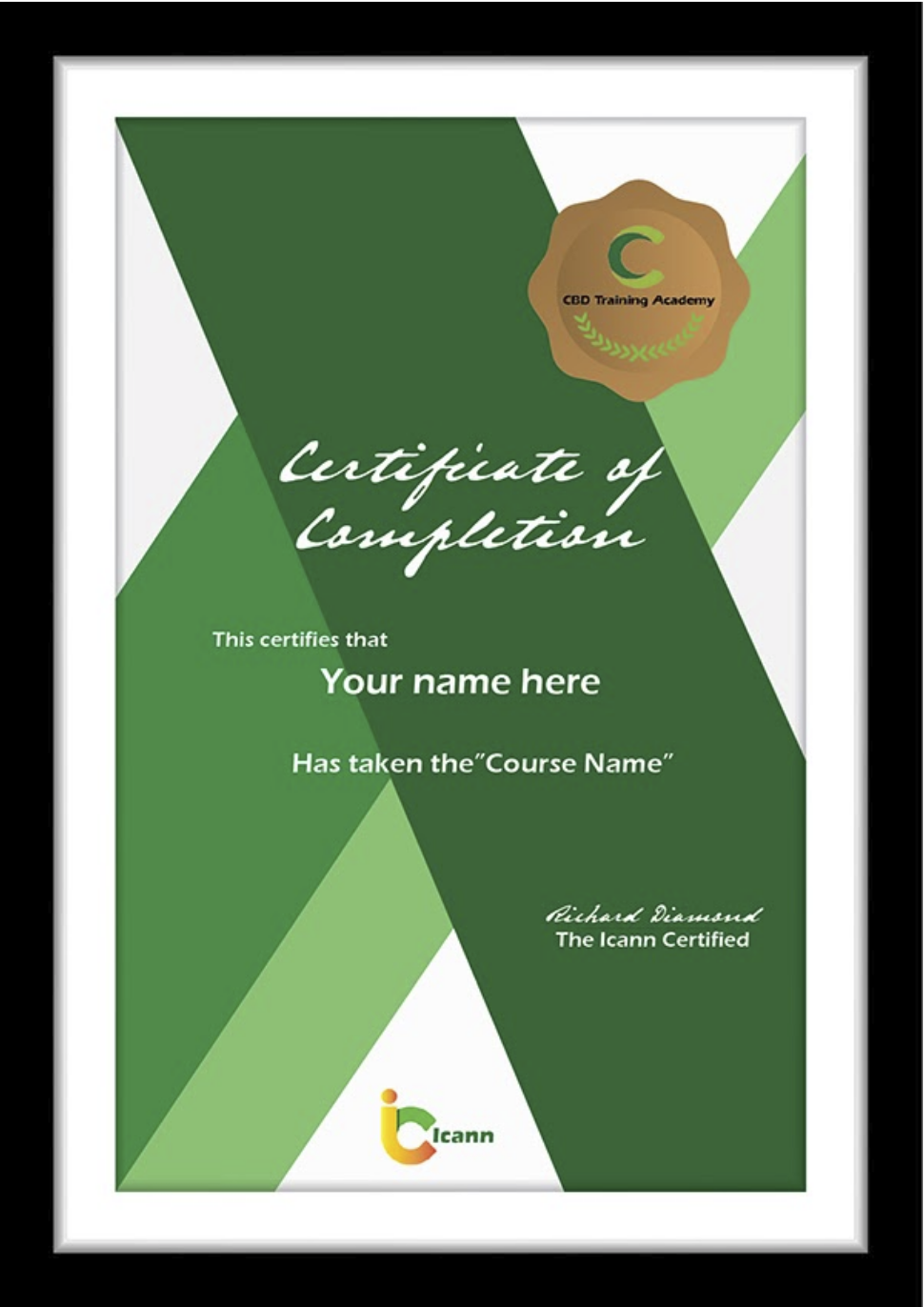 Training-certificate-credentials