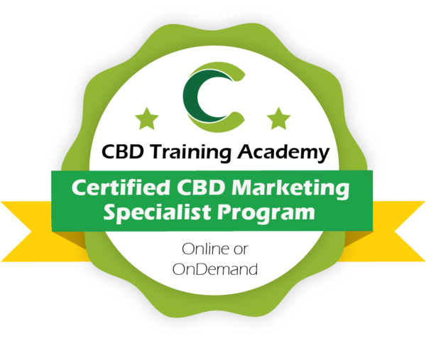 Certified CBD Marketing Specialist