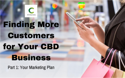 Getting New Customers  For Your CBD Business