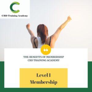 CBD Training Academy Level 1 Membership