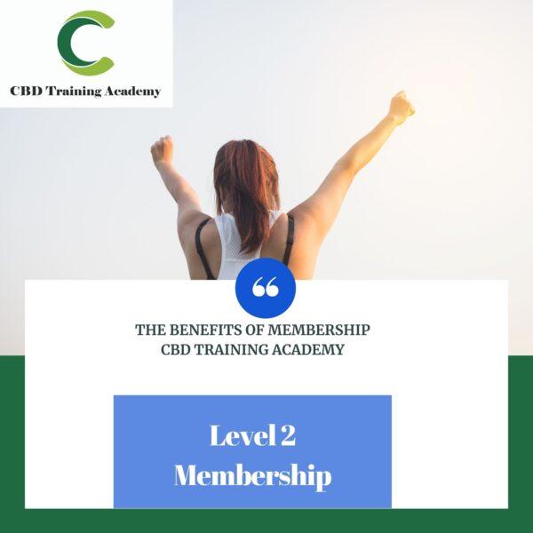 CBD Training Academy Level 2 Membership