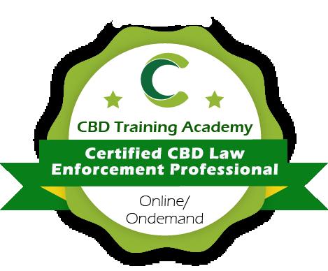 Certified CBD Law Enforcement Professional Course