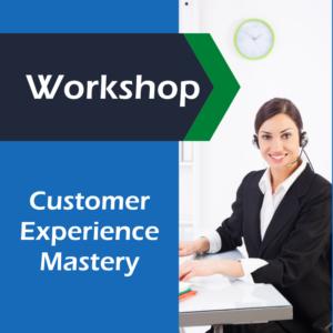 cbd training academy customer experience mastery workshop