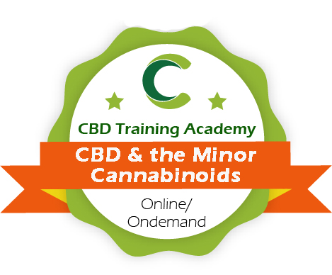 CBD for skincare and beauty course