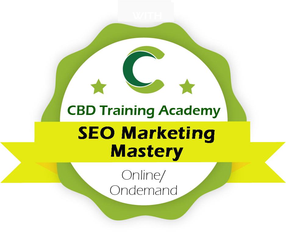 CBD SEO marketing course