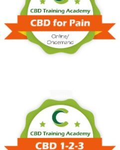 CBD 123 and CBD for Pain course bundle