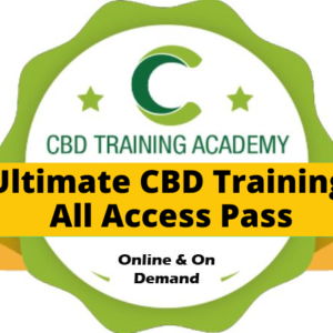 Ultimate cbd training all access pass course