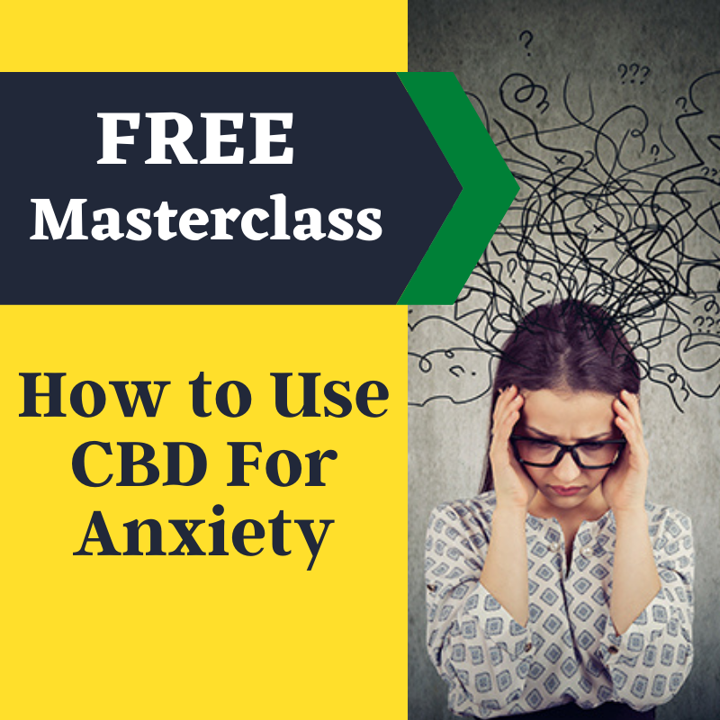 CBD for Anxiety Class