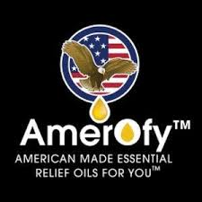 AmerOfy Organically Grown CBD - made in USA