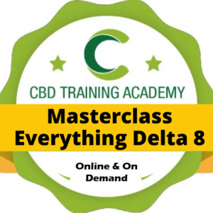 Everything Delta 8 THC class